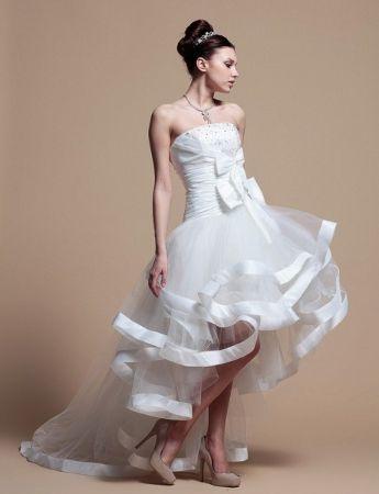 Kurze Brautkleider  Brautkleider  Pinterest