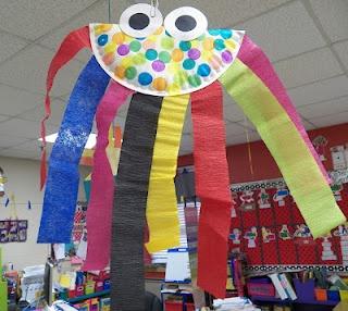 Mrs. Mayas' Kindergarten: Oceans of Fun!