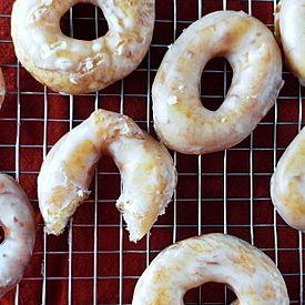 Yeast Raised Doughnuts | Cupcakes & Doughnuts | Pinterest