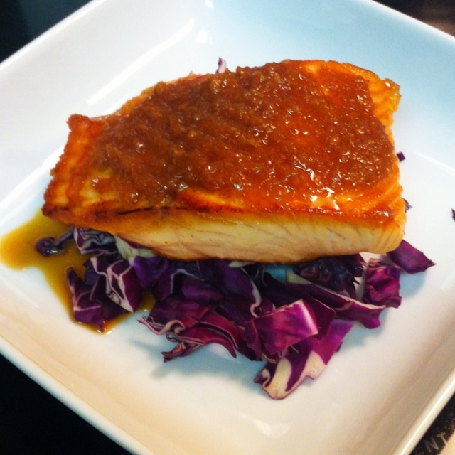 sriracha glazed salmon the perfect pantry miso sriracha glazed miso ...