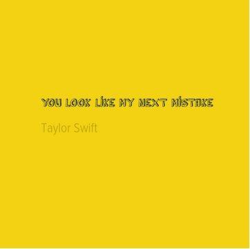 Blank space lyrics taylor swift 1989 lyrics pinterest
