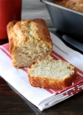 Buttermilk Banana Bread . | Breads | Pinterest