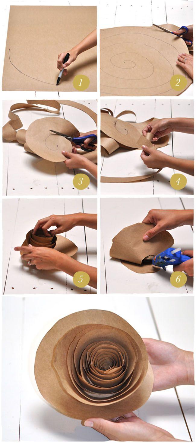 Рукоделие своими руками бумаги