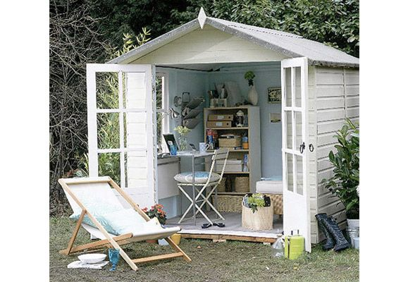 Image Detail For Places Converted Outdoor Sheds Home Improvement Blog