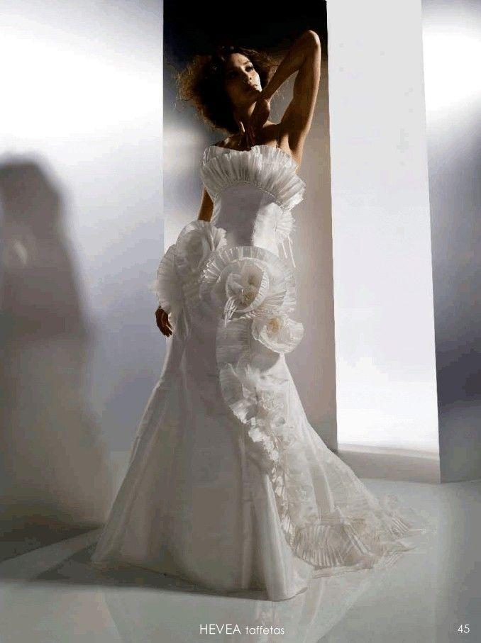 Original robe de mariée  Wedding dresses  Pinterest