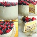 Gluten free Chiffon Cake | Gluten Free | Pinterest