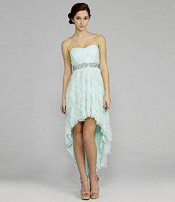 Images of Dillards Junior Formal Dresses - Reikian