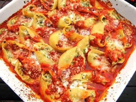 ... tomato sauce stuffed shells ricotta stuffed shells with roasted tomato