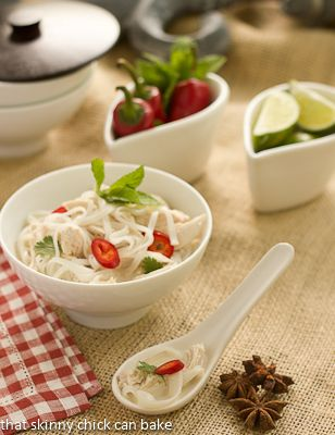 ... chicken breast, 5 oz noodles, 4-6 tbsp fresh lime juice, 1/4 cup