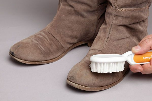 Clean Suede Shoes - wikiHow