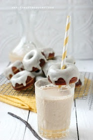 Dairy free grain free donuts | Recipes | Pinterest