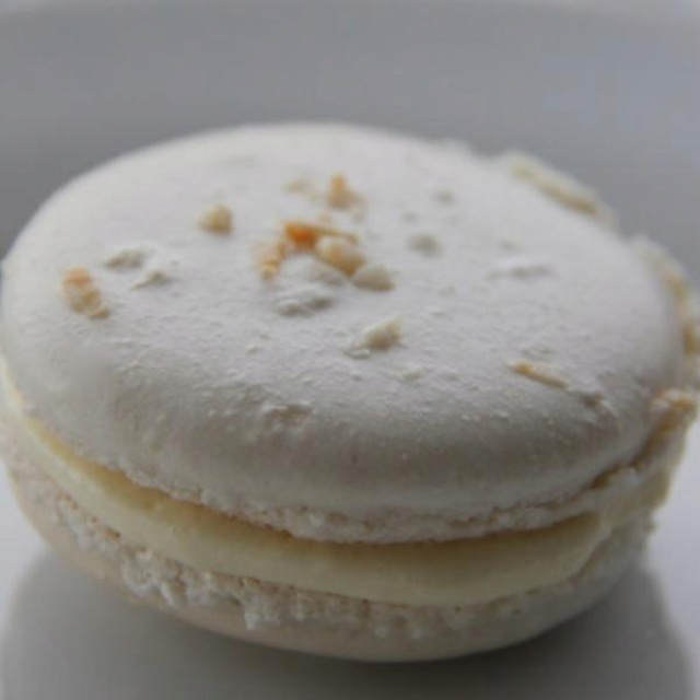 Classic French Macaron with white chocolate ganache from 'Today's ...