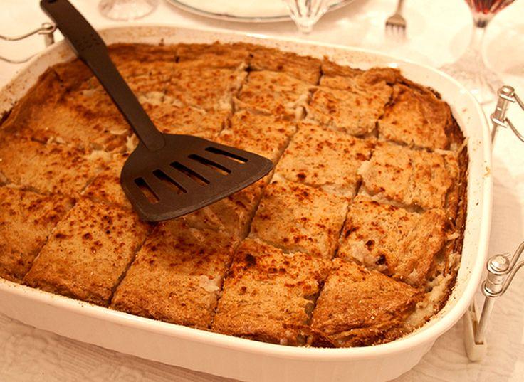 Sweet Potato Pudding | Desserts Hot | Pinterest
