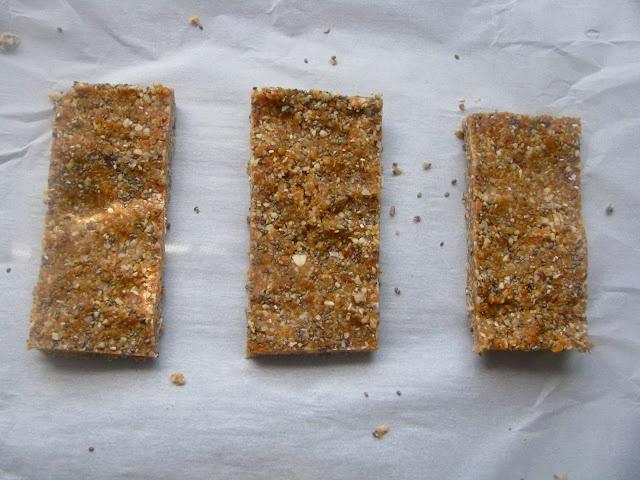 Peach Coconut Energy Bars (GF/V): | Vegan Rawness/ No-Bake | Pinterest