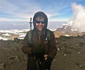 13-year-old Ian recently climbed Mount Kilimanjaro and raised money to end hunger and poverty with Heifer International at the same time!