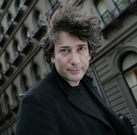 Neil Gaiman on the Writers Who Influenced and Inspired Him