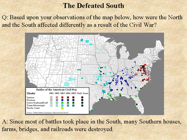 Civil War Reconstruction Essays - ManyEssayscom