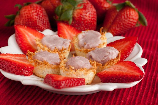 Summer Fever Strawberry Lime Granitajust 4-ingredients Recipes ...