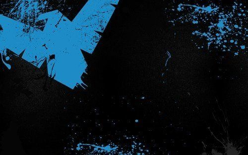 Nightwing Logo Wallpaper Hd  Wallpaper Images