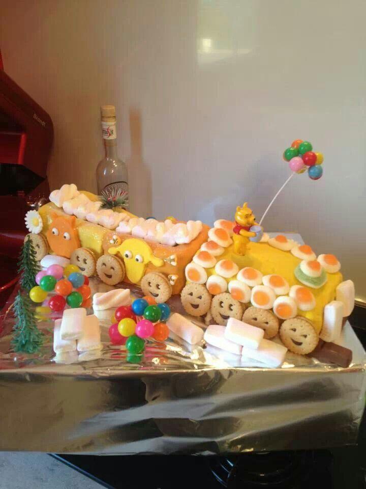Gâteau anniversaire enfant... ...  cuisine  Pinterest