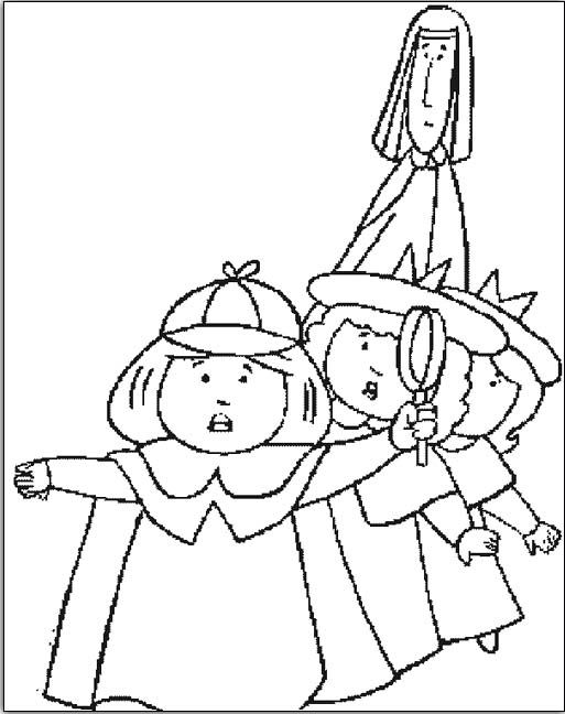 madline coloring pages - photo#36