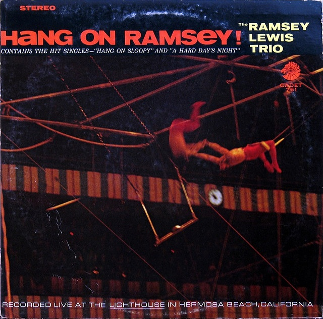 Ramsey Lewis Trio, The - A Hard Day's Night