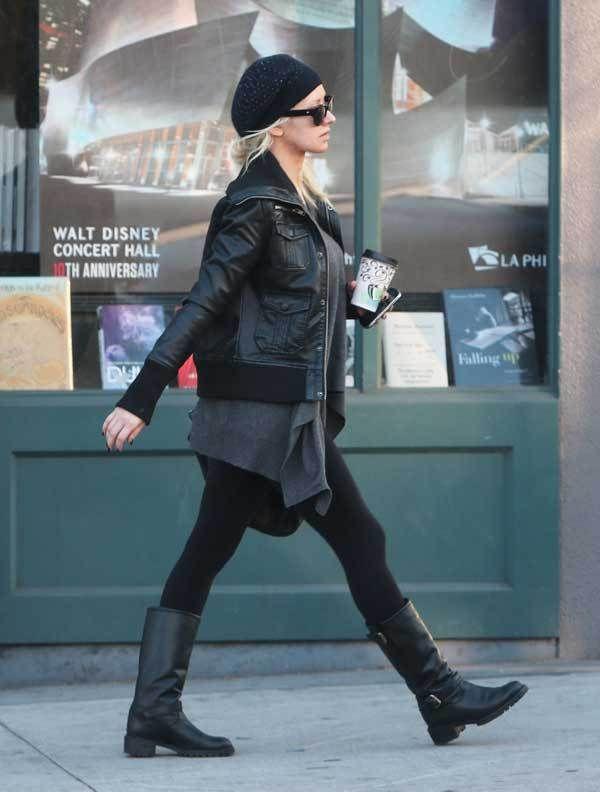 hot+leather+jacket