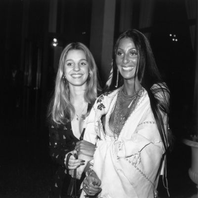 Cher and her sister