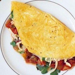 Southwestern Omelet   Breakfast Foods   Pinterest