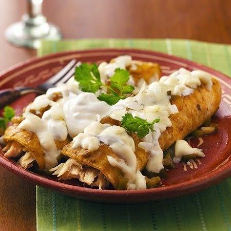 Enchiladas Especiales Tacuba Style Recipes — Dishmaps