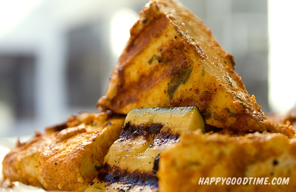 Tandoori Paneer – Spicy Kebabs with Indian Cheese
