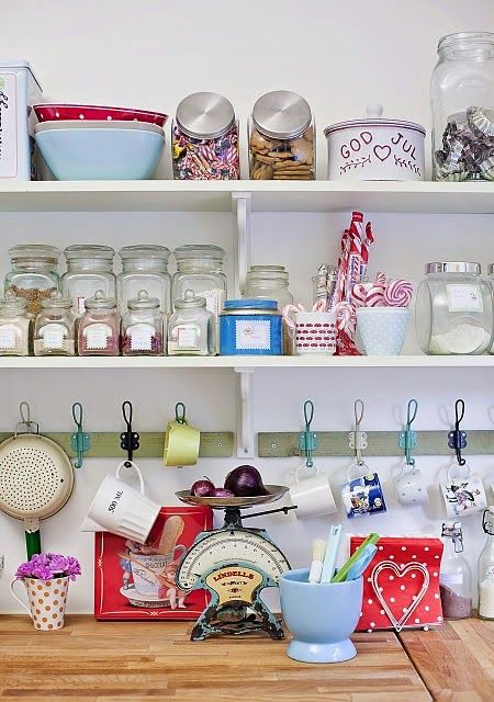 Querido Refúgio, Blog de decoração e organização com loja virtual: Centros de atividades - Organizando a cozinha!