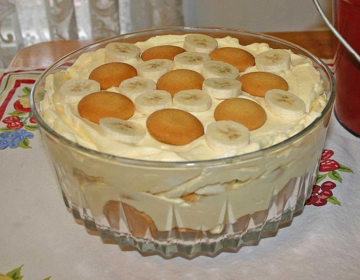 how to make banana pudding with vanilla wafers