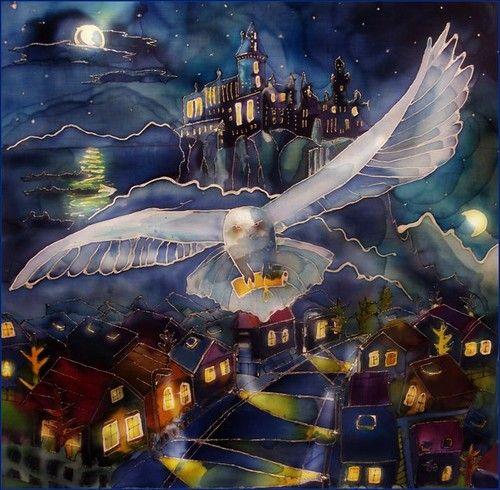 Beautiful HP art.