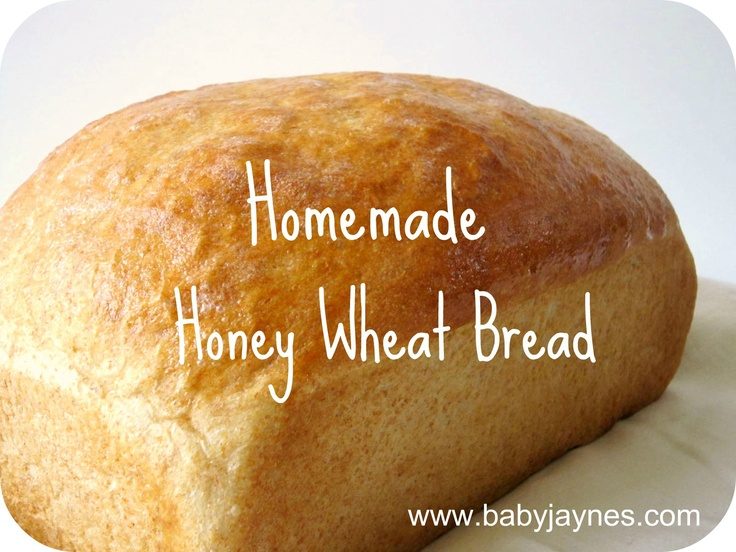 ... Honey Wheat Bread.... looking for a recipe for daily bread for