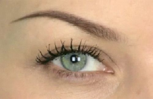 how to fix thin eyebrows without makeup