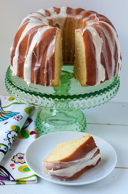 with a citrus glaze tangerine cake with citrus glaze tangerine cake ...