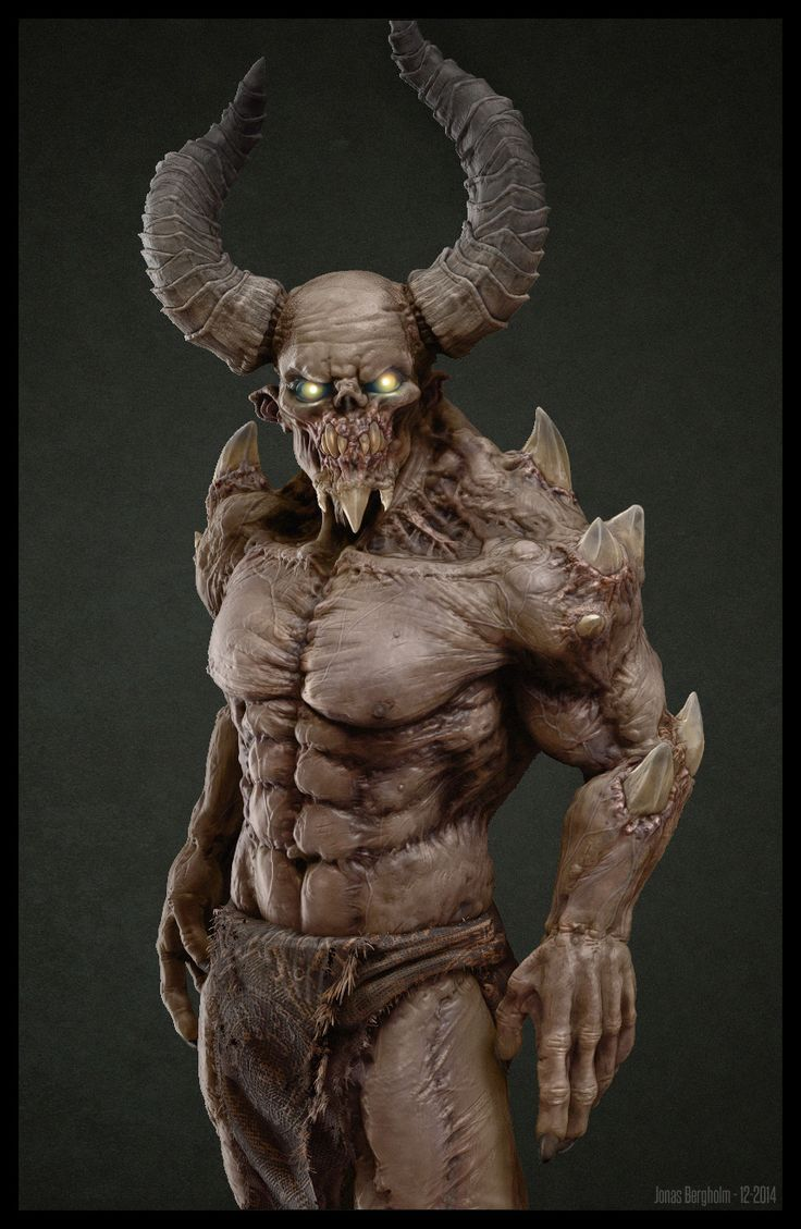 Monster and demon 3d ero model naked pictures