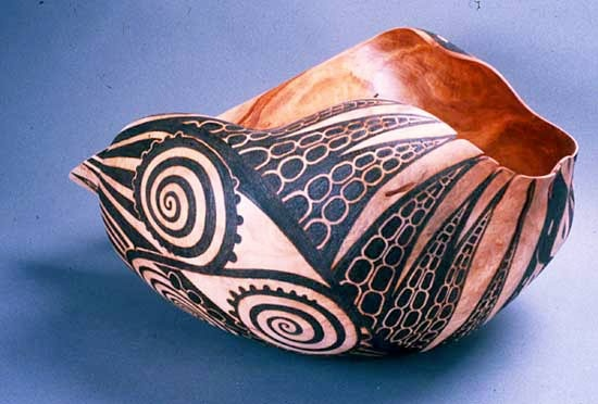 Tattoo Bowl Holzapfelwoodworking  Wow Designs Pinterest