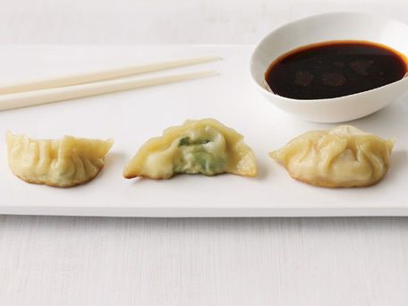 Pork-and-Kimchi Dumplings | Recipe
