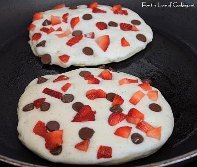 Neapolitan Pancakes | Breakfast | Pinterest