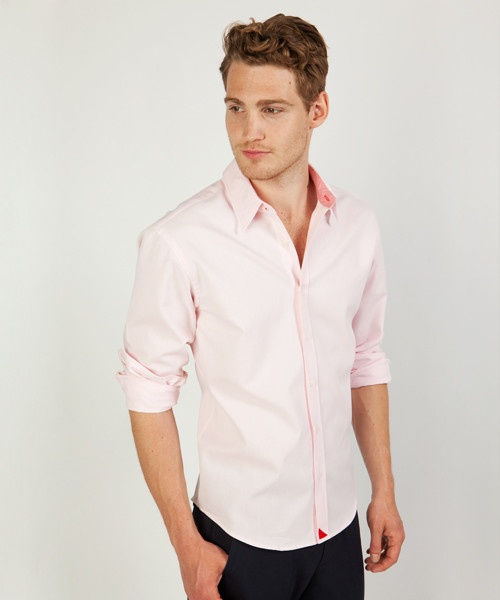 Pin by untuckit on gentlemen style pinterest for Casual button down shirts untucked