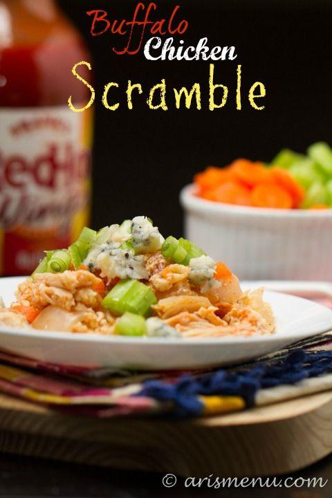 Protein-Packed Breakfast Scramble Recipes — Dishmaps