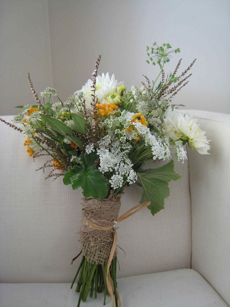 Wildflower bouquet wedding pinterest for Pictures of flowers bouquet