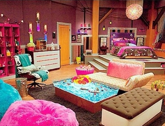 icarly 39 s bedroom is a dream for a teenage girl if only i was still 16