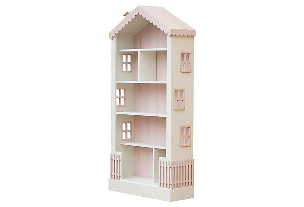 Alices Dollhouse Bookcase, Tall  Designed for Fun  One Kings Lane ...