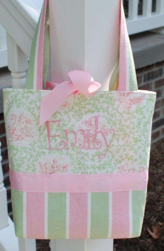 Girly Girl Bag by Milkshakebaby on Etsy