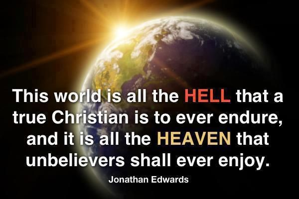 Jonathan Edwards Quotes About Hell. QuotesGram