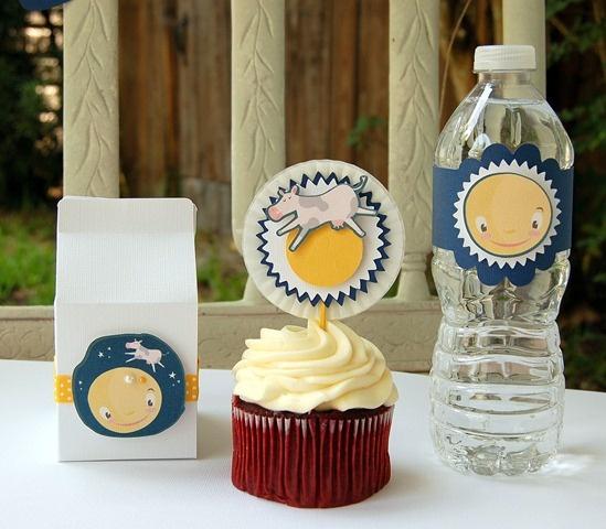 Baby Shower Favors Using Cricut ~ Baby shower food ideas using cricut