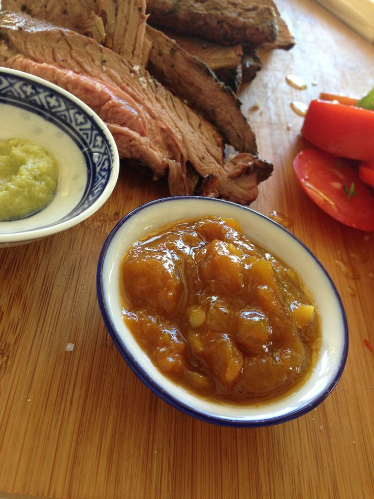 British-Style Mango Chutney Recipe — Dishmaps